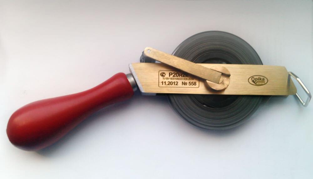 Рулетка с кольцом