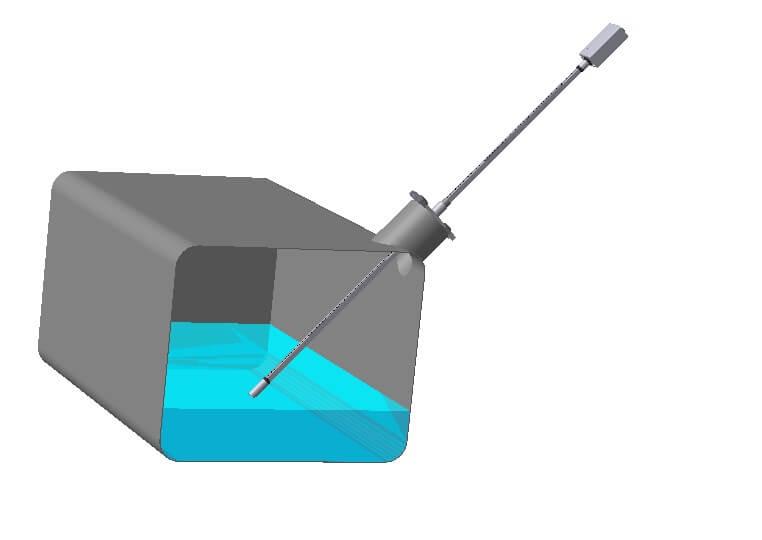 Приницип действия топливомера ПТ-041