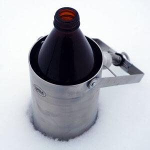 Пробоотборник для бутылок ПБ в открытом состоянии